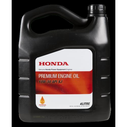 honda  stroke oil